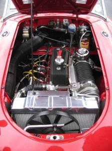 supercharger MG