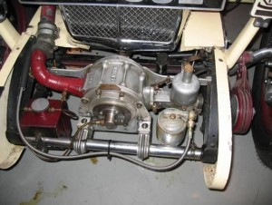 MG supercharger